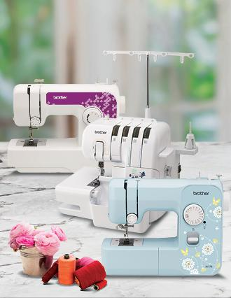 Brother Sewing Range