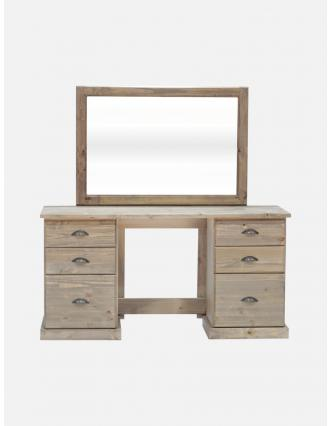 Dressing Table and Mirror