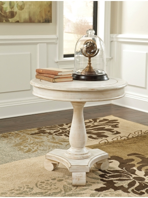 Mirimyn T505-106 Round Accent Table