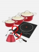 Snappy Chef 8 Piece Combo Scsc001
