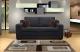 Sicilly Sleeper Couch Mlc Stripe Fabric