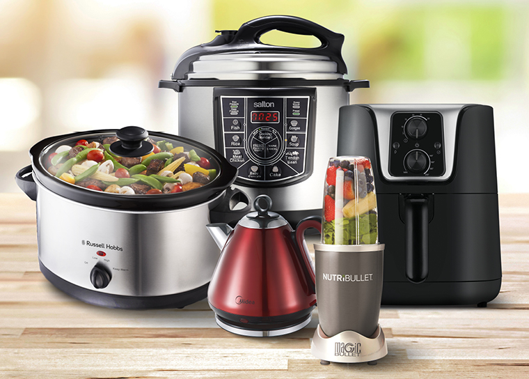 OUR TOP 5 APPLIANCES TO GET YOU THROUGH THE COLD MONTHS